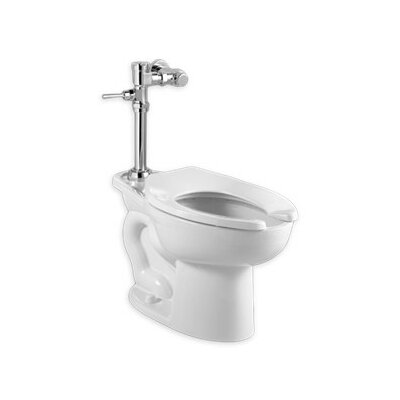 Madera System 1.1 GPF Elongated One-Piece Toilet