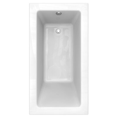 Studio 60 x 32 Drop in/Undermount Soaking Bathtub
