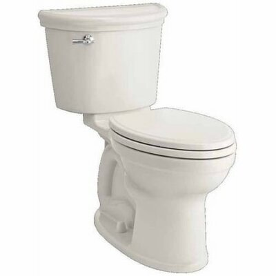 Retrospect Champion Pro Right Height 1.28 GPF Elongated Two-Piece Toilet