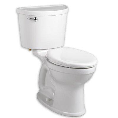 Champion Pro1.6 GPF Elongated Two-Piece Toilet Finish: White