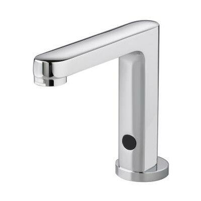 Moments Deck Mounted Single Handle Bathroom Faucet