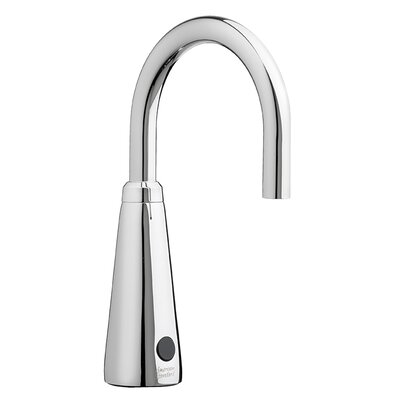 Selectronic Gooseneck Single Handle Bathroom Faucet