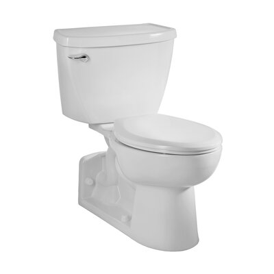 Yorkville Flowise 1.1 GPF Elongated Two-Piece Toilet