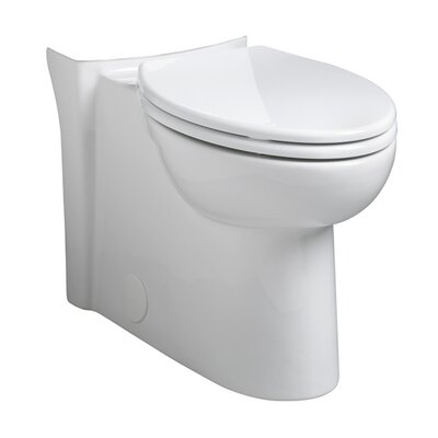 Cadet 3 Right Height Flowise Elongated Toilet Bowl