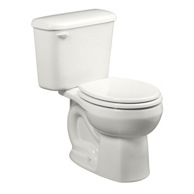 Colony Rough-In 1.28 GPF Round Two-Piece Toilet