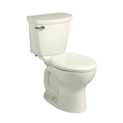 Cadet Pro Right Height 1.6 GPF Round Two-Piece Toilet