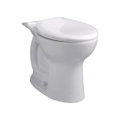 Cadet Pro Right Height Compact Elongated Toilet Bowl