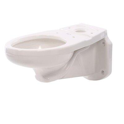 Glenwall Pressure Assist Elongated Toilet Bowl