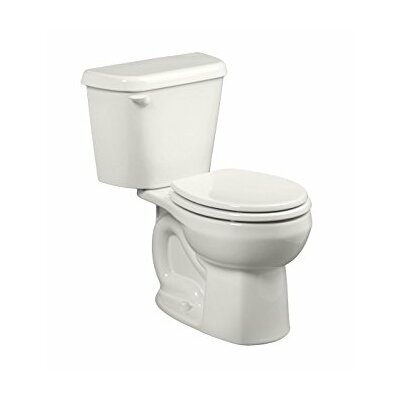 Colony 12 Rough 1.28 GPF Round Two-Piece Toilet