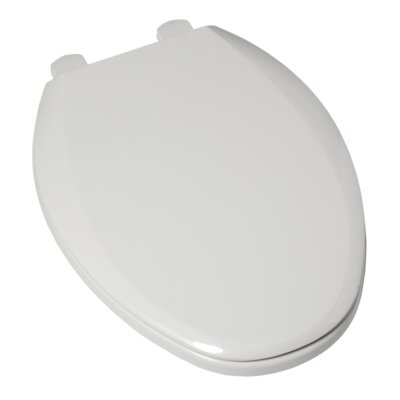 Easy Lift and Clean Elongated Toilet Seat Set