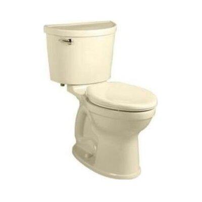 Champion Pro1.6 GPF Elongated Two-Piece Toilet Finish: Bone