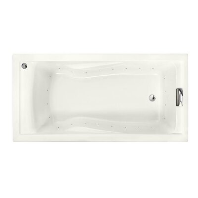 Evolution 72 x 36 Deep Soak EverClean Undermount Air Bathtub
