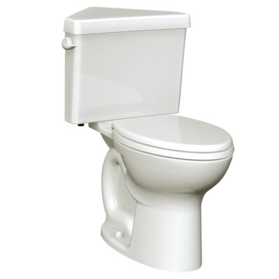 Cadet Pro Triangle Right Height 1.6 GPF Elongated Two-Piece Toilet