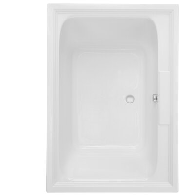 Town Square 60 x 42 Drop in Whirlpool Bathtub