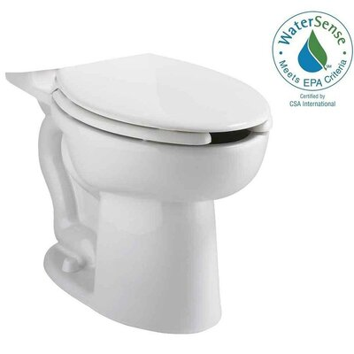 Cadet Right Height 1.1 GPF Elongated Toilet Bowl