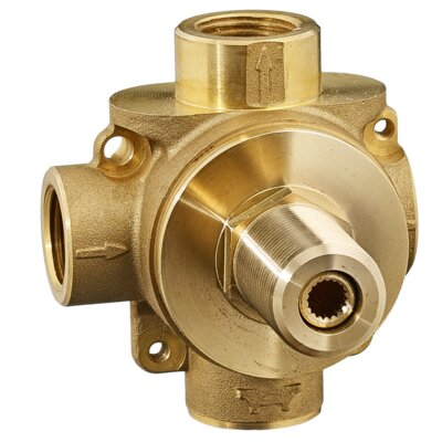 2-Way In-Wall Diverter Valve