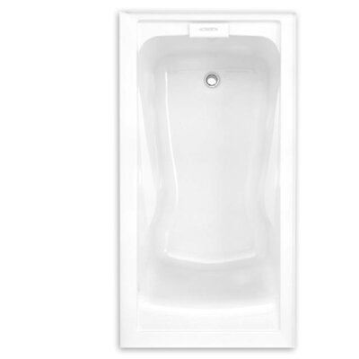 Evolution 60 x 32 Deep Integral Apron Alcove Soaking Bathtub