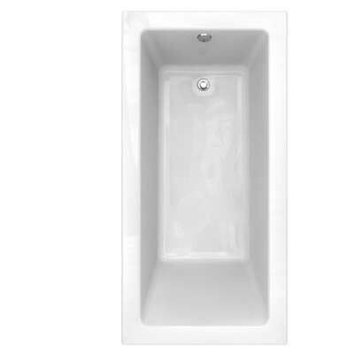 Studio 74.5 x 38.5 Drop in Soaking Bathtub