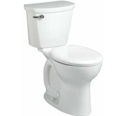 Cadet Pro Right Height 1.28 GPF Round Two-Piece Toilet