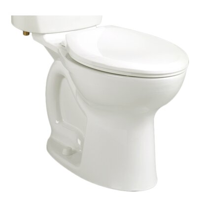 Cadet Pro Right Height Round Toilet Bowl
