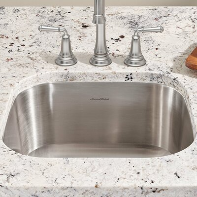 Portsmouth 17.88 x 16 Single Bowl Undermount Kitchen Sink