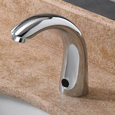 Serin Deck-Mount Single Hole Bathroom Faucet Less Handle