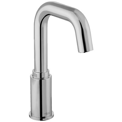 Serin Deck-Mount Single Hole Handle Bathroom Faucet Flow Rate: 0.5 GPM