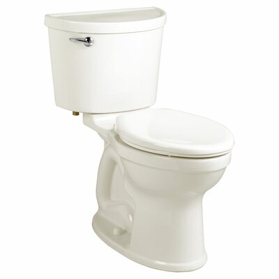 Champion Pro1.6 GPF Elongated Two-Piece Toilet Finish: White