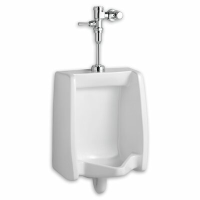 Washbrook 1.0 GPF Washout Top Spud Urinal