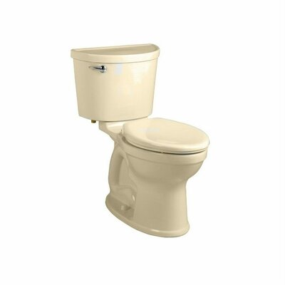 Champion Pro1.6 GPF Elongated Two-Piece Toilet Finish: Bone