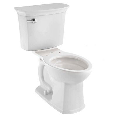 Acticlean Watersense 1.28 GPF Elongated Two-Piece Toilet