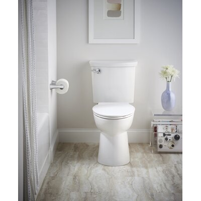 VorMax 1.0 GPF Elongated Two-Piece Toilet