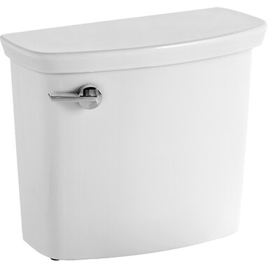 VorMax Dual Flush Toilet Tank Finish: White