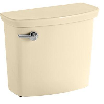 VorMax Dual Flush Toilet Tank Finish: Bone