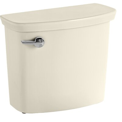 VorMax Dual Flush Toilet Tank Finish: Linen