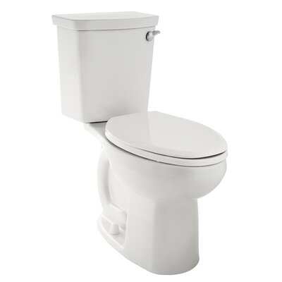 H2Optimum 1.1 GPF Elongated Two-Piece Toilet