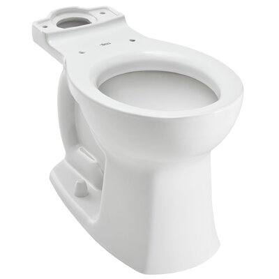 Edgemere Dual Flush Elongated Toilet Bowl
