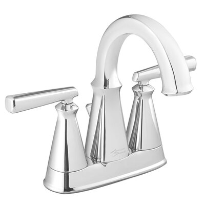 Edgemere Bathroom Faucet Finish: Chrome