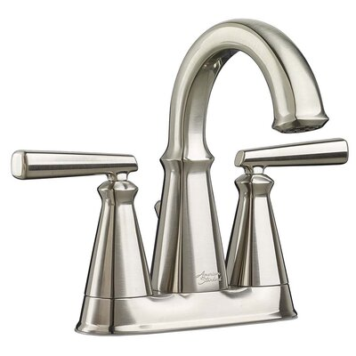 Edgemere Bathroom Faucet Finish: Brushed Nickel