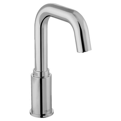 Serin Deck-Mount Single Hole Handle Bathroom Faucet Flow Rate: 1.5 GPM