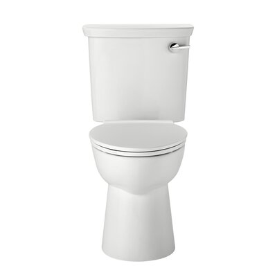 VorMax Dual Flush Elongated Two-Piece Toilet