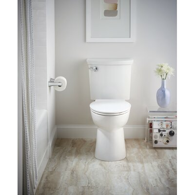 VorMax 1 GPF Elongated Two-Piece Toilet