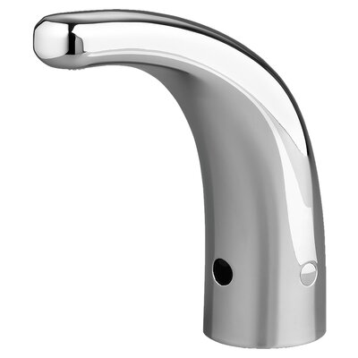 Selectronic Integrated Single Hole Bathroom Faucet Less Handle Flow Rate: 0.35 GPM