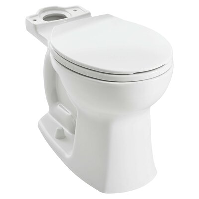 Edgemere Dual Flush Elongated Toilet Bowl