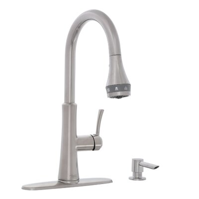 Huntley Pull Down Bar Faucet