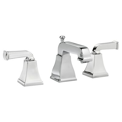 Town Square 2 Handle Widespread Bathroom Faucet Finish: Polished Chrome