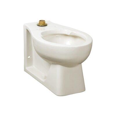 Huron Chair Height Dual Flush Elongated Toilet Bowl