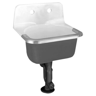 22 x 18 Single Lakewell Service Sink