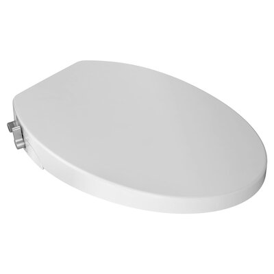 AquaWash Non-Electric Bidet Elongated Toilet Seat
