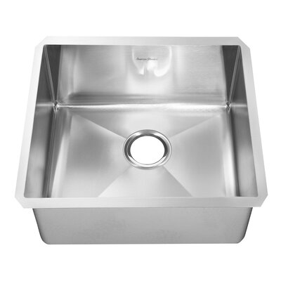 23.3 x 20 Undermount Single Bowl Kitchen Sink